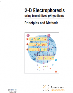2d electrophoresis principles and methods